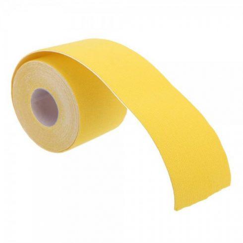 Kineziológiai tapasz, gyógytapasz - sárga