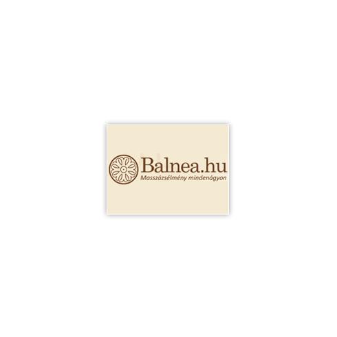 Lávakő/forró kő szett, 45 darabos, fekete + ajándék bambuszdobozzal