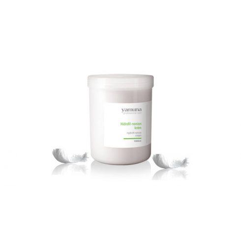Hydrofil-nonion allergénmentes masszázskrém, 1000 ml