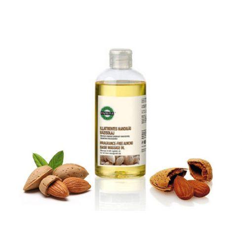 Yamuna illatmentes MANDULAOLAJ - 500 ml